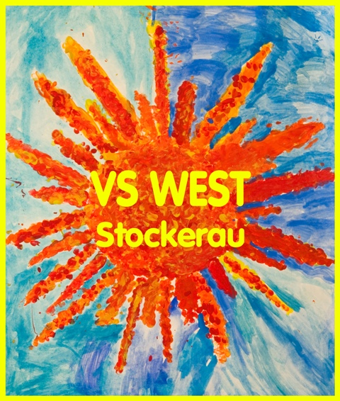 Volksschule West Stockerau logo